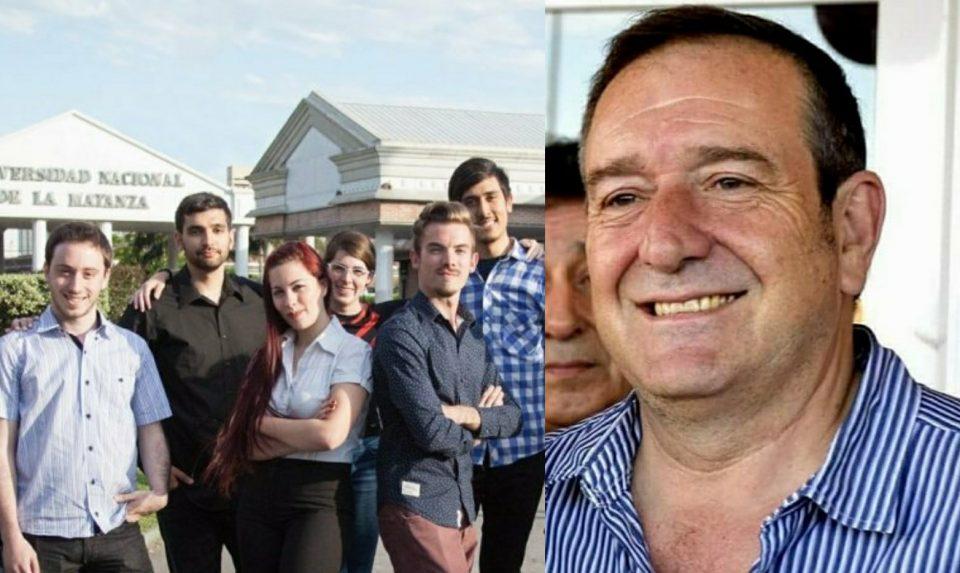 Miguel Saredi felicitó a los 11 alumnos de la UNLaM becados para estudiar en EEUU