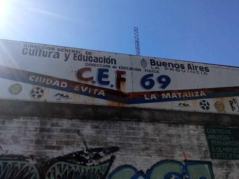 CEF 69| Un Club de Baby Futbol en crecimiento en Ciudad Evita
