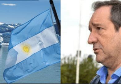 Miguel Saredi y su recuerdo al Día de la Antártida Argentina