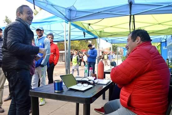 Miguel Saredi destaca triple operativo del Estado en tu Barrio en La Matanza