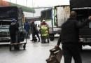 Violento tiroteo en el Mercado Central entre ladrones y policías
