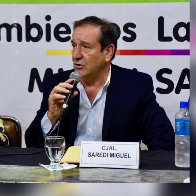 """Miguel Saredi """"Excelente trabajo de los cooperativistas de Acumar en las márgenes del Riachuelo"""""""