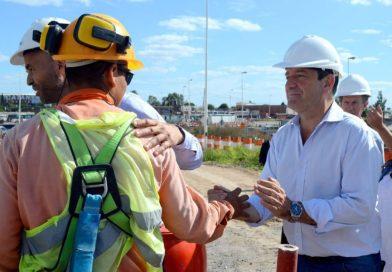 """Miguel Saredi: """"Felíz Día a todos los Trabajadores de la Construcción Matanceros"""""""