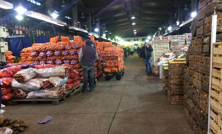 """Despidos en el Mercado Central: """"No se gana bien y se está trabajando muy mal"""""""