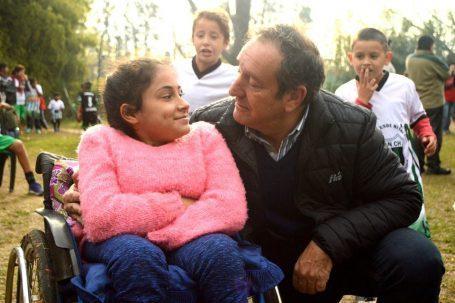 Miguel Saredi informa dónde tramitar el Certificado de Discapacidad en La Matanza