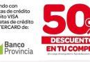 """Miguel Saredi: """"El 18 de Julio vuelven los descuentos del Banco Provincia."""""""