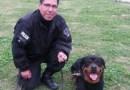 Isidro Casanova  Balean a un instructor de perros de la Policía de la Ciudad para robarle en La Matanza