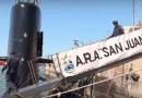Homenaje a 9 meses de la desaparición de los 44 tripulantes