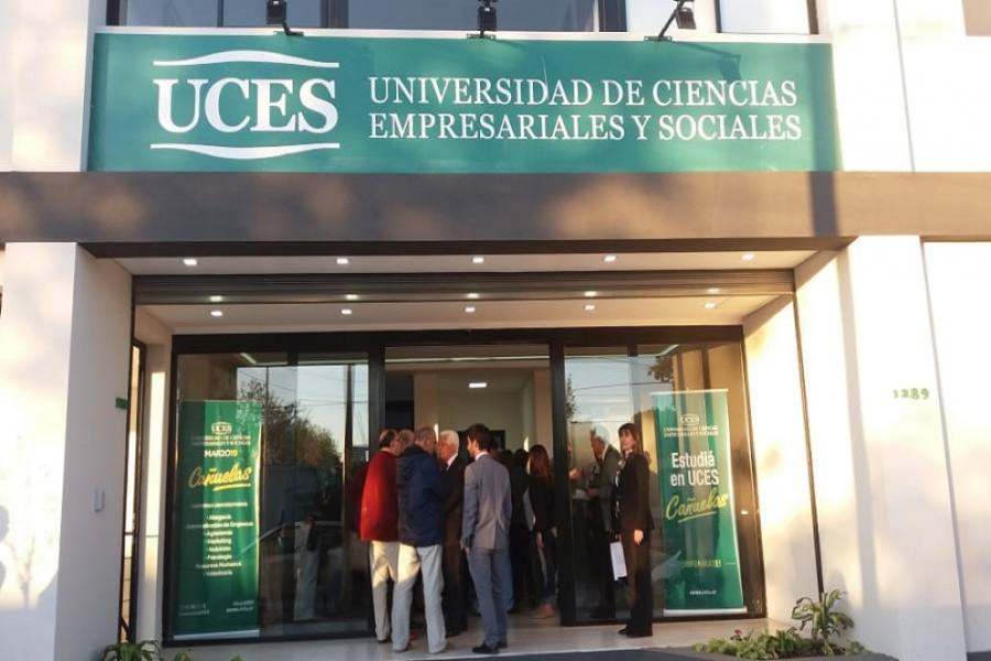 Nueva Sede de UCES en Canning y más carreras en Cañuelas