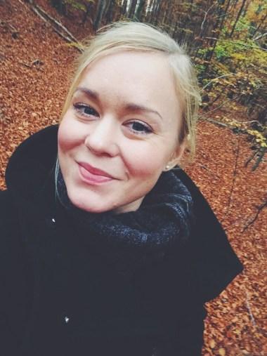 Glad och fri från ångest på mindfulnesspromenad