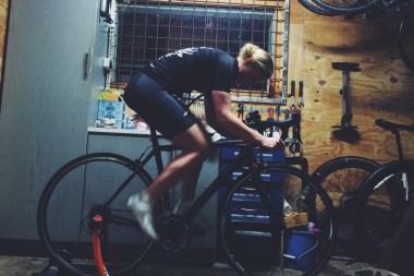 Trainer i Cykelkurbits