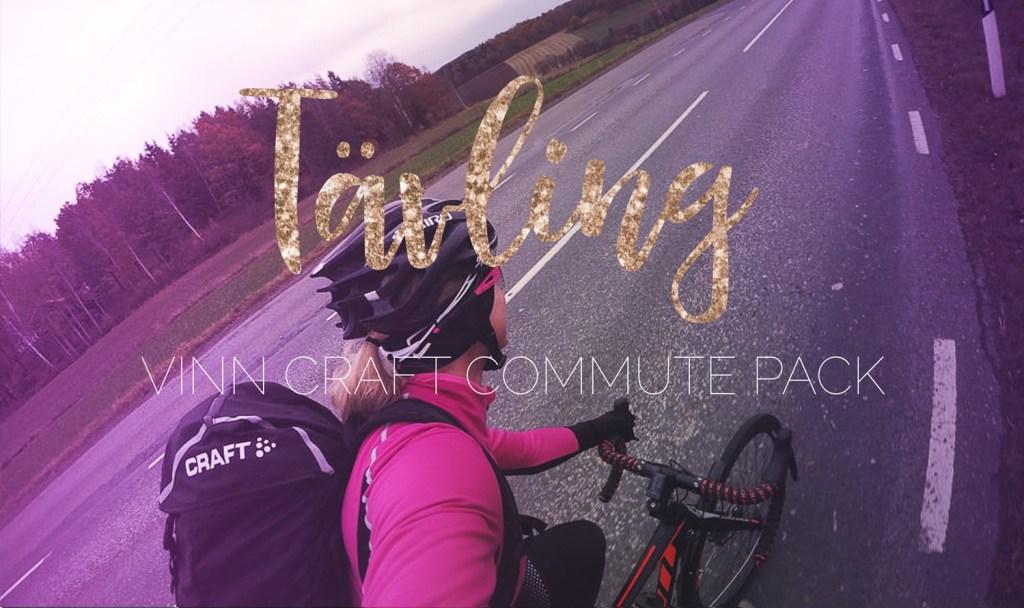 Tävling: Vinn Craft Commute Pack