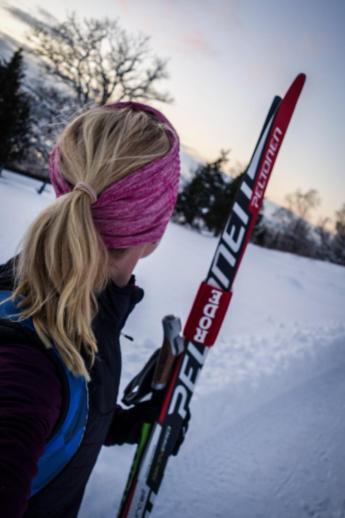 Skidor IKHP