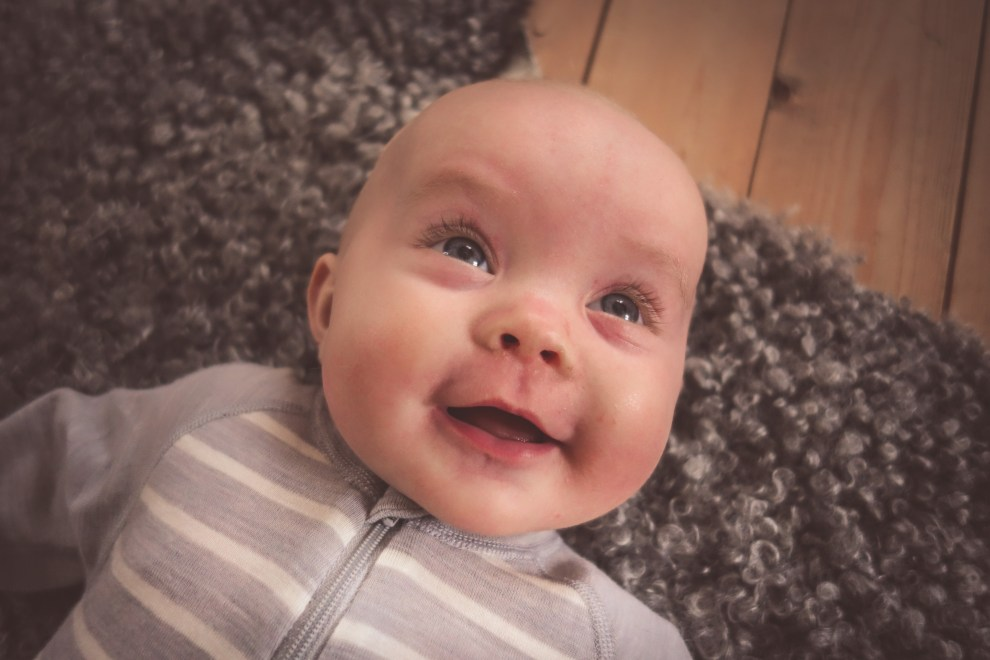 Bebis kyla