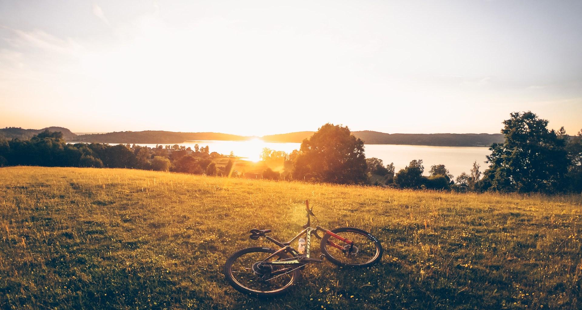 Cykelpodd
