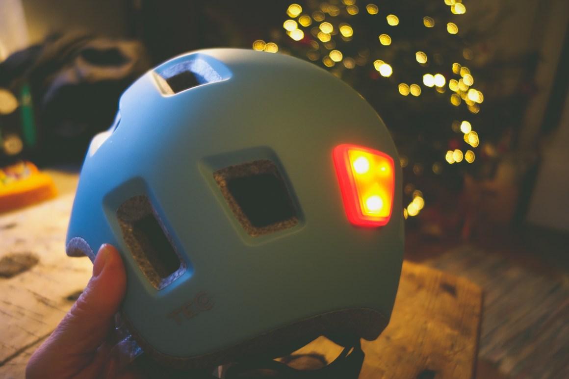 Cykelhjälm för små barn