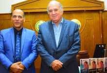 Photo of المفكر العالمي د. طارق حجي في «دار النخبة»