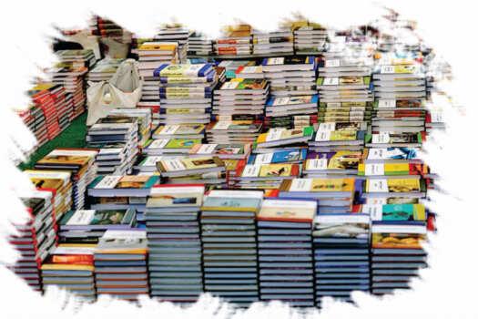 هوس جمع الكتب