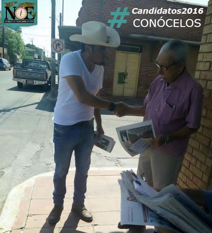 CONÓCELOS. Entrevista a Yasser Torres candidato de Morena a diputado distrito II