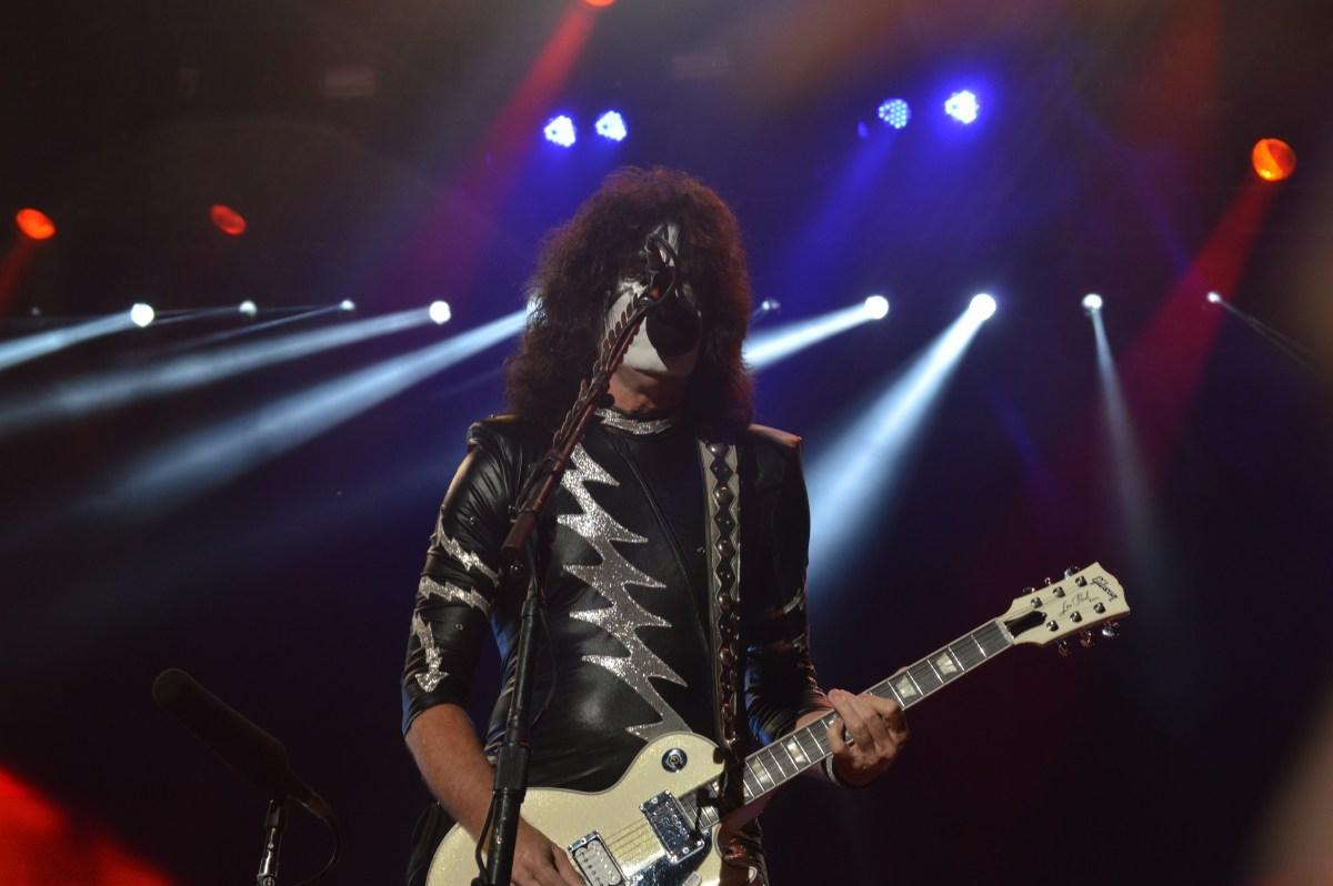 Kiss cierra con éxito el Festival Corona Northside (FOTOS)