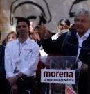 """""""Reconstruyamos México"""", organización apartidista, apoyará a AMLO para llegar a la presidencia"""