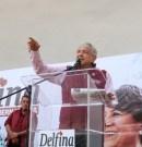 A Delfina le pueden buscar lo que quieran, está limpia completamente, destaca López Obrador