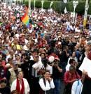 Se suman a Morena líderes del PRI, PAN, PRD y PT en Edomex