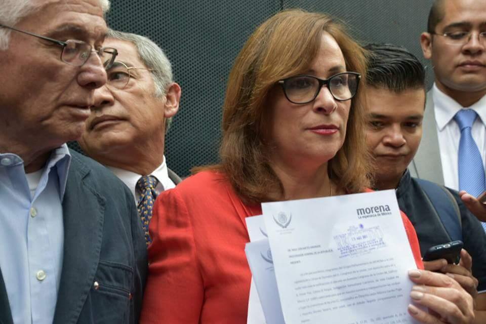 Morena denuncia a Lozoya ante PGR por corrupción en caso Odebrecht