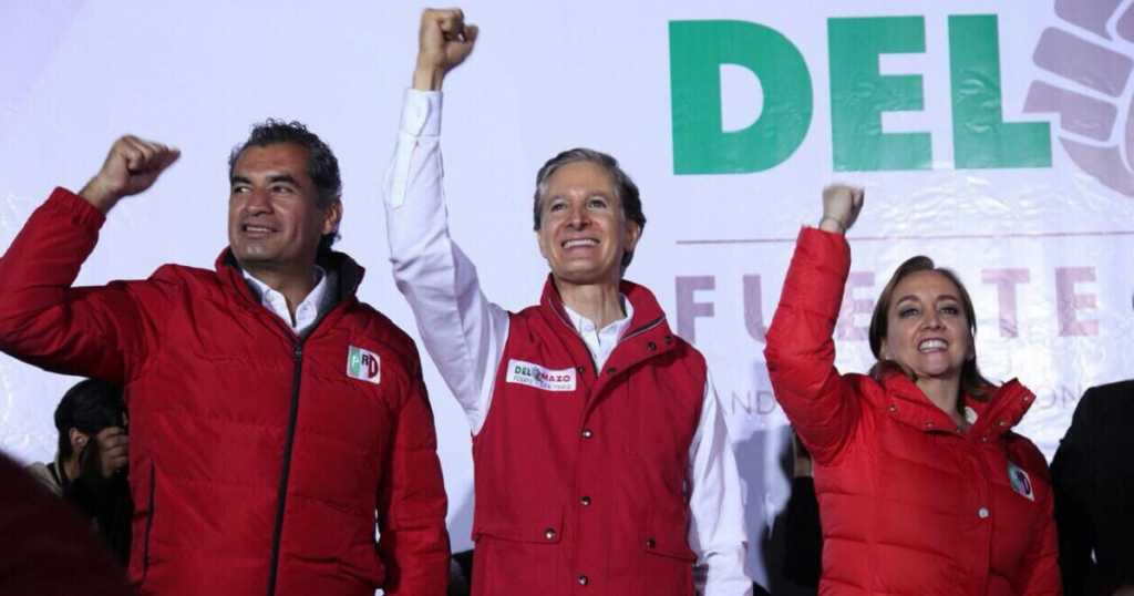 """""""Ni libre, ni auténtica"""", la elección en Edomex: Ni un Fraude Más"""