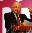 Estudios recibidos por el INE muestran a AMLO arriba en las preferencias electorales para el 2018