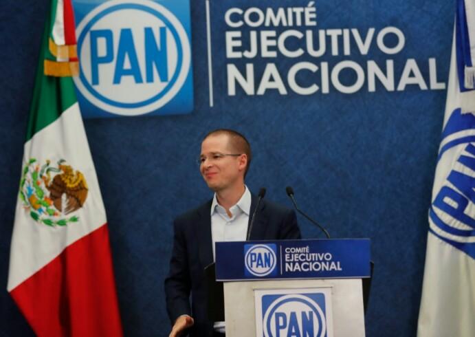 Anaya renuncia al PAN; va por candidatura presidencial