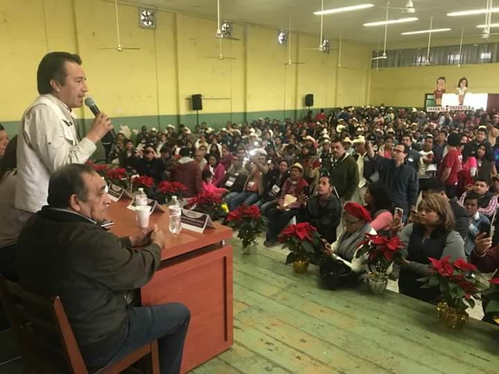 """""""Duarte es ladrón, pero Yunes es un ratero"""": Cuitlahuac"""