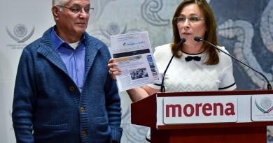Se suman organizaciones civiles a acción de inconstitucionalidad presentada por Morena contra la Ley de Seguridad Interior