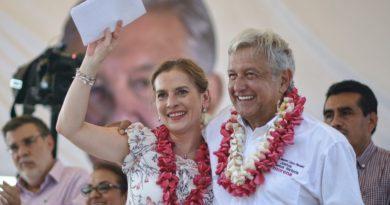 """""""Voy a llegar a 2024 y vamos a dejar las bases de un México nuevo"""": AMLO"""