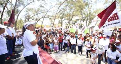 Estaré en la comisión de Pesca para gestionar apoyos al sector: Rocío Nahle