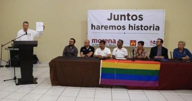Ramón Garza Barrios firma convenio  para crear instituto de diversidad sexual
