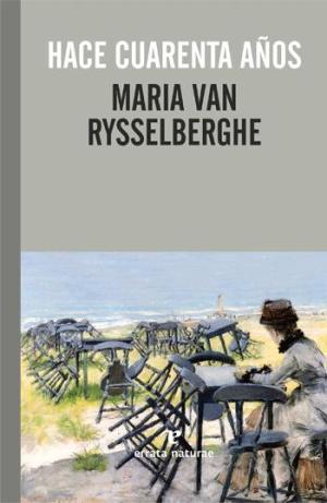 María Van Rysselberghe, la Pequeña Dama