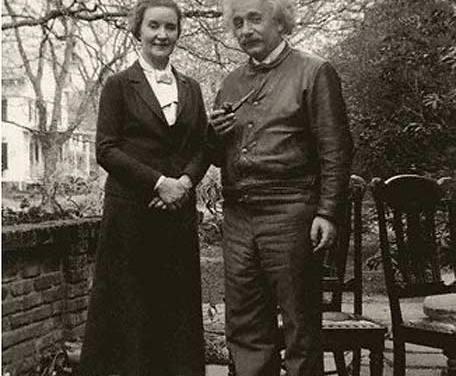 Margaret Konenkova, la espía a la que amó Einstein