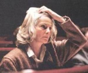 Carmen Díez, la musa de la transición