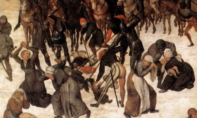 Pieter Brueghel el Viejo y la Navidad