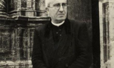 30 de Noviembre de 1946: Aprobación de las condiciones exigidas por los Claretianos para instalarse en el Santuario de la Stma. y Vera Cruz