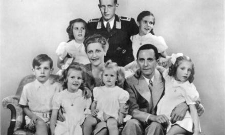 Magda Goebbels, la compañera del diablo