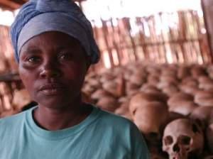 Pauline, la primera mujer condenada por genocidio