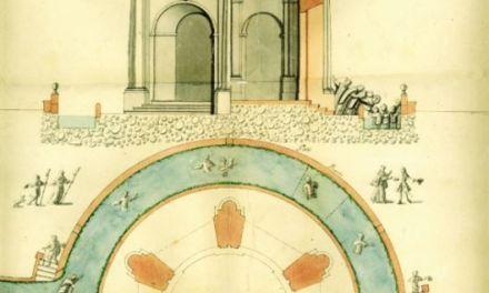 27 de Octubre de 1801: Finalización de la construcción del Templete