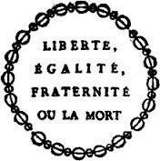 Liberté, égalité, fraternité (por Paqui Valera)