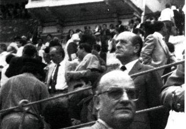 Antonio Ródenas, el empresario taurino caravaqueño falleció el pasado 17 de diciembre