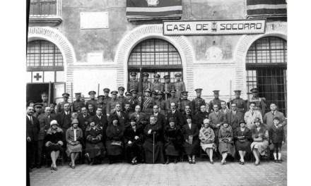 Dª. Dolores Michelena, la cabalgata de reyes de 1929 y otras actividades benéficas