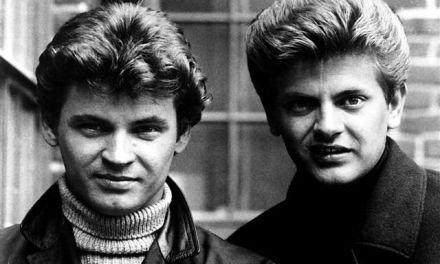 Fallece la mitad del mítico dúo Everly Brothers