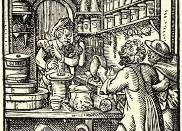 21 de marzo de 1547: Boticas y boticarios