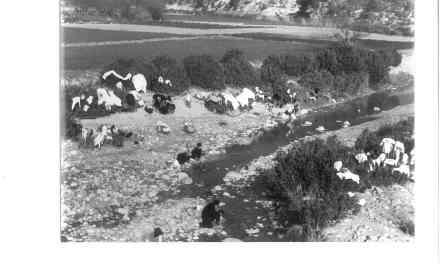 El río de la vida en Calasparra